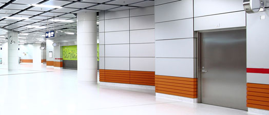 & Door Manufacturers - » INTEX Commercial Door Systems
